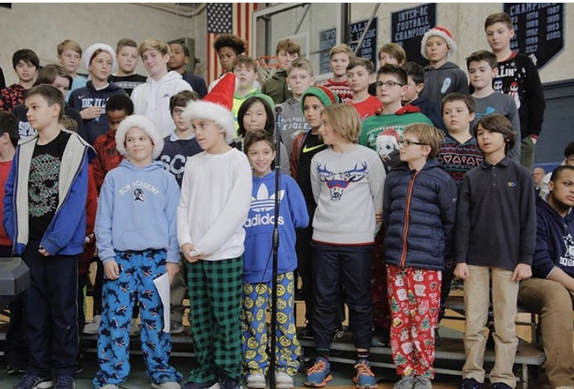 A Closer Look at the SCH Boys Winter Assembly